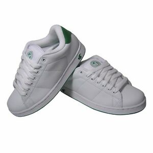 DVS SHOES SP3 REVIVAL SERIES - GREEN