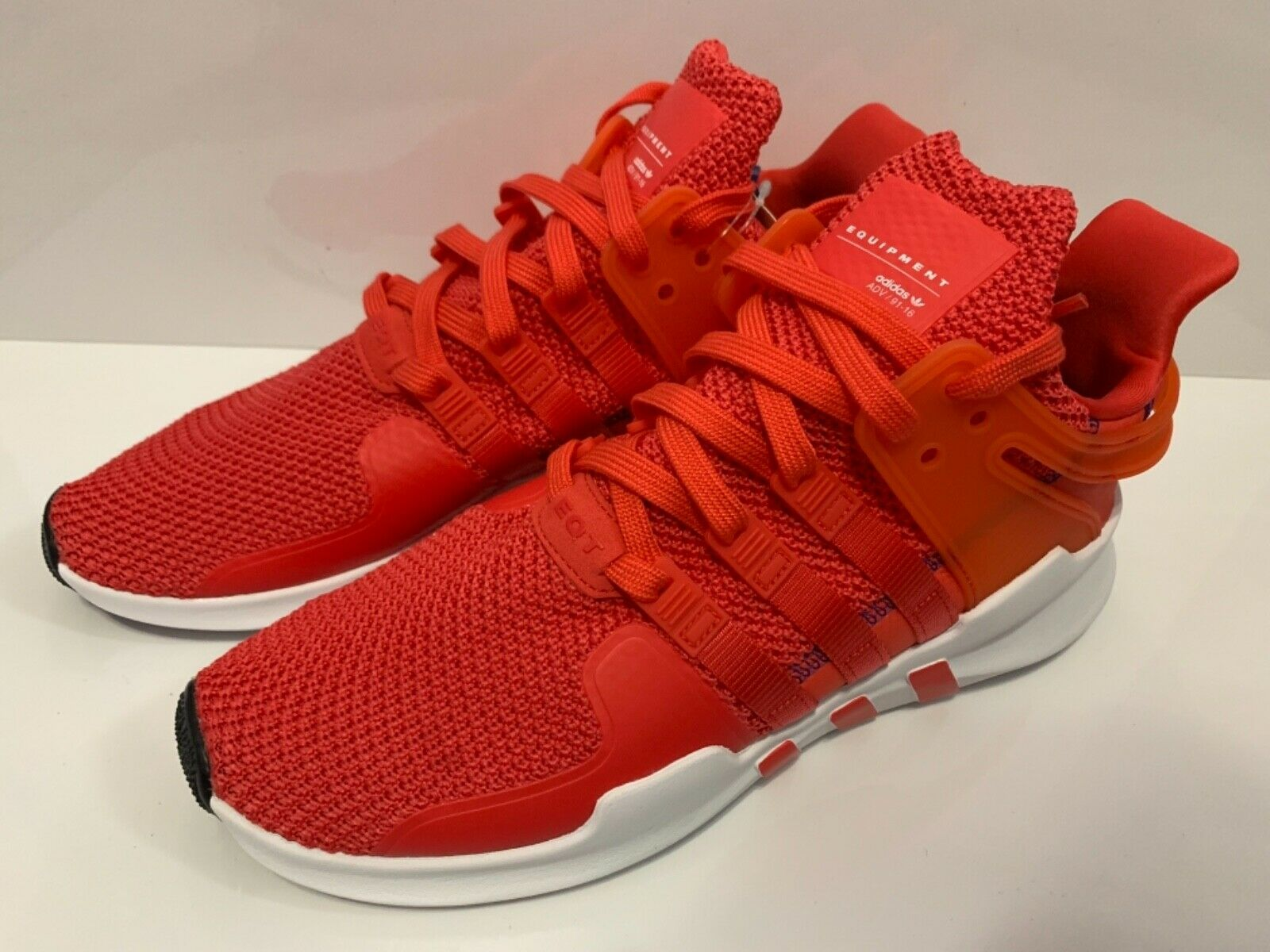 low priced e5caf d93a5 Mens Adidas EQT Support Support Support Adv Sneaker - Red ...