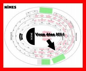 4-PLACES-COTE-A-COTE-CATEGORIE-1-ASSIS-FOO-FIGHTERS-ARENES-DE-NIMES-16-JUIN-2020