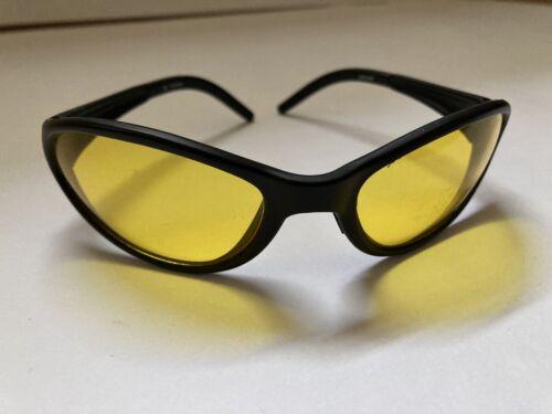 Jaguar Black Sunglasses With Amber Shades, UV And