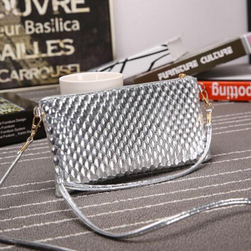 New Fashion Shoulder Bag Women Leather Handbag Messenger Bags Purse With Zipper