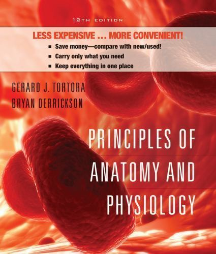 Principles Of Anatomy And Physiology With Atlas And