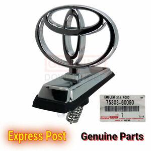 GENUINE-Toyota-Landcruiser-Bonnet-Badge-Hood-Emblem-FZJ75-HZJ75-75303-60050
