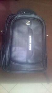 sac à dos noir pour homme cartable pour garçons sac à dos scolaire sac de voyage