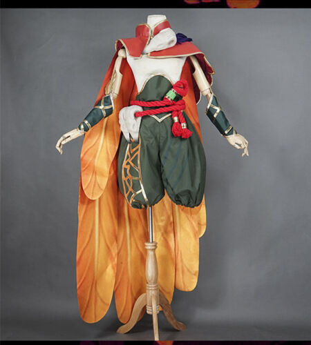Game LOL League of Legend RAKAN The Charmer Cosplay Costume Fancy Costume