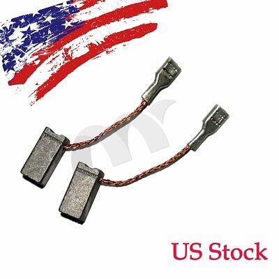 Carbon Brushes For BOSCH 24V SDS Drills VRE VFR GBH 24 GBH24 SDS B4300 GBH24V-D2