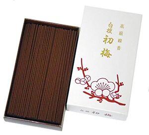 Japanese-BAIKUNDO-SENKOU-Incense-Sticks-Sandalwood-Kodo-Plum-from-Japan