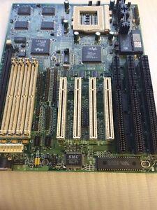Details about Vintage 91 87510 301 Socket 7 A open Intel Motherboard