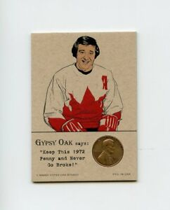 TONY-ESPOSITO-Team-Canada-1972-Penny-Insert-NEVER-GO-BROKE-Trade-Card-RARE