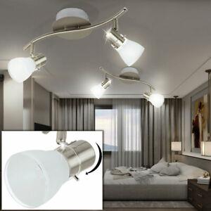 Details zu 2 x LED Wand Decken Spot Leiste Küche Esstisch Lampe Wohnzimmer  Leuchte Strahler