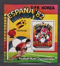 s5627) KOREA 1981 MNH** World Cup Football'82 - Campionato Mondiale Calcio s/s