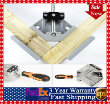 Us 90 Right Angle Clamp Woodworking Vise Steel Threaded Clamp Metal Welding