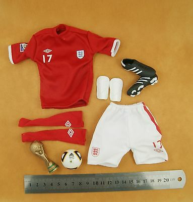 1//6 Scale HOT Football Full Suit Set TOYS XE36-01