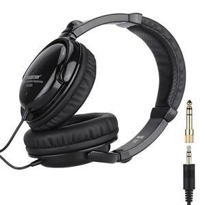 takstar hd2000 headphones audio mixing studio recording dj for guitar s5g0 759218861940 ebay. Black Bedroom Furniture Sets. Home Design Ideas