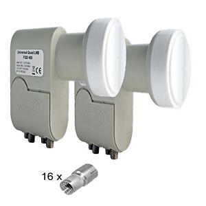 2-unidades-Quad-LNB-lnc-4-participantes-HDTV-0-1db-HD-3d-solo-ahorra-electricidad-160ma