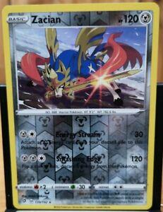Pokemon-Zacian-Rebel-Clash-139-192-Rev-Holo-Rare