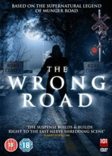 1 of 1 - The Wrong Road - Bruce Davison (DVD) (New & Sealed)