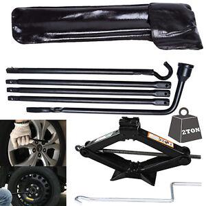 Premium Spare Tire Lift Tools w/ Scissor Jack For Dodge Ram 1500 Kit