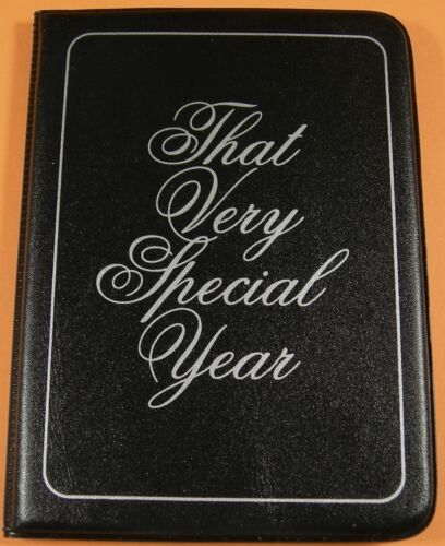 1990 GOLD PLATED YEAR SET IN A NICE FOLDER