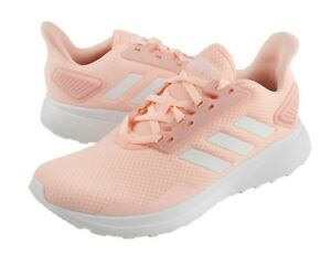 buy online e7d9a 6d973 Image is loading Adidas-Women-Duramo-9-Training-Shoes-Running-Pink-
