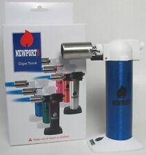 "Newport Zero Butane Gas 6"" Cigar/ Kitchen/ Chef Torch Lighter Multi Use NBT005"