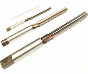 15.5mm H7 Straight Shank Hand Reamer