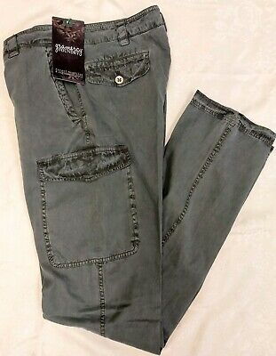 2019 Latest Design Gramercy Foundry men's 30x34 Cotton Silk Gray Cargo Pants retail $175 B4 Let Our Commodities Go To The World Clothing, Shoes & Accessories