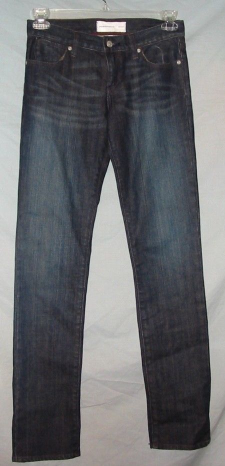 PAPER DENIM & CLOTH VINTAGE JEANS 2-PEG-01 SZ 2 NWOTS