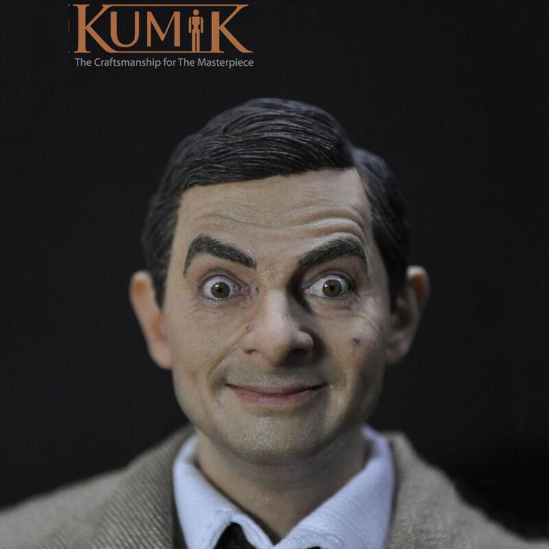 HOT FIGURE TOY 1 6 headplay Mr. Bean headsculpt Rowan Atkinson