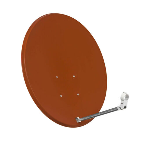Digitale HD Satanlage 80 cm Spiegel /& Mini HDTV Sat-Receiver USB Single LNB 1-TV