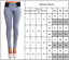 Womens-Fit-Slim-Pencil-Trousers-High-Waist-Stretch-Casual-Skinny-Jeggings-Pants thumbnail 2