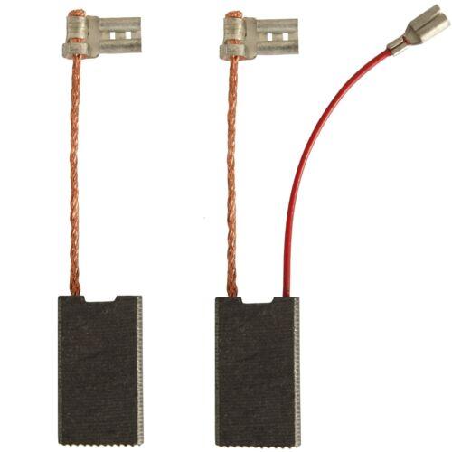 Balais Charbon Pour Bosch Gsh 5 E// Gbh 7 De Gbh 5-40 De Avec Service Câble