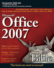 Office 2007 Bible-ExLibrary