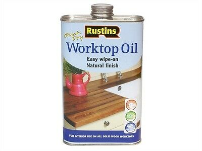 Rustins Worktop Oil 500 ml