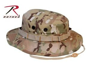 Boonie Hat Rothco Crye Multicam Ultra Force 65 35 Ripstop US made ... 1a9aa16bb0c