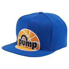 f5480b29646 item 2 Reebok Pump Men s Classic Retro Basketball Snap Back Baseball Cap  Flat Peak Blue -Reebok Pump Men s Classic Retro Basketball Snap Back  Baseball Cap ...
