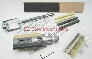 Lisle 16000 cylinder hone small bore engines motorcycle for Outboard motor cylinder boring