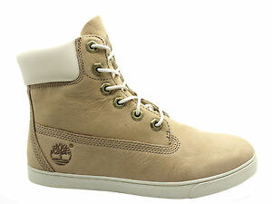 776a2fe362dc Timberland Earthkeeper EK Deering 6 Inch Womens Boots Leather Stone ...