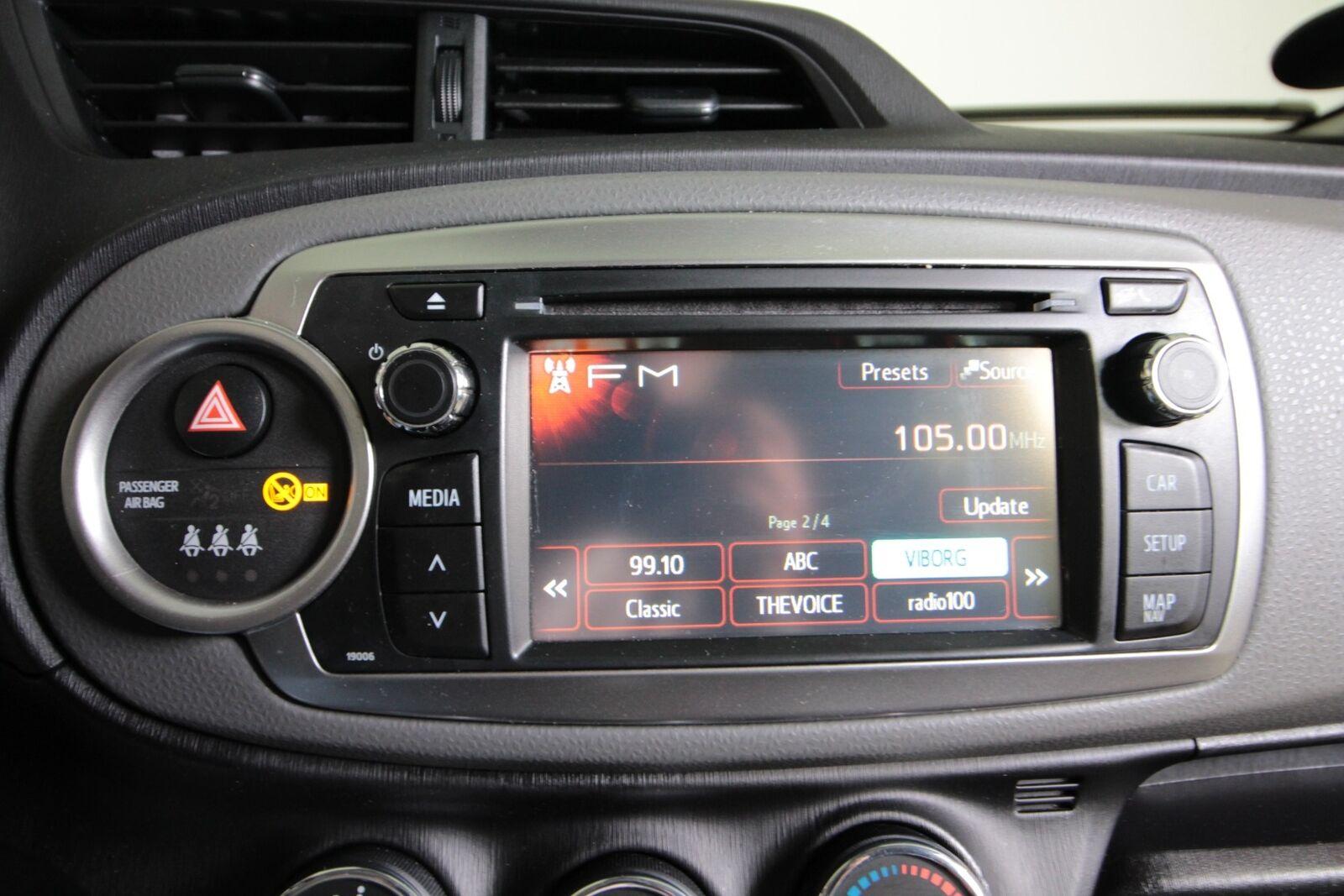 Toyota Yaris VVT-i T2
