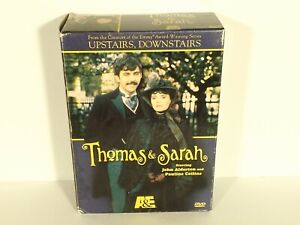 Thomas-and-amp-Sarah-DVD-2004-4-Disc-Set-mint-condition-Upstairs-Downstairs