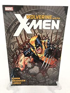 Wolverine-amp-The-X-Men-by-Jason-Aaron-Volume-8-Col-38-42-Marvel-Comics-TPB-New