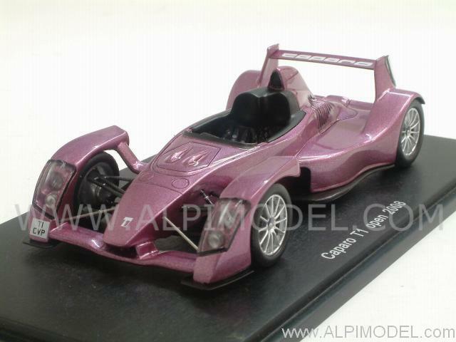 Caparo T1 2008 open púrpura Metallic 1 43 SPARK S0629
