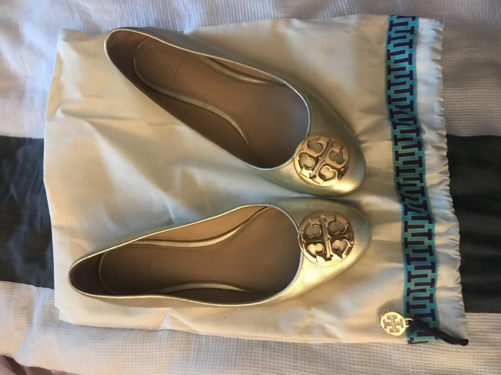 Tory Burch Claire Ballerina Flat - image 1