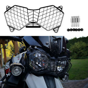 Moto Front Light Guard Cover Headlight Headlamp Cover Grill Front Lights for Trium-ph Tiger 800 1200 XC XR Explorer 1200 Artudatech Motorcycle Headlight Cover