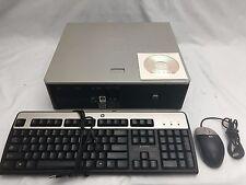 HP Compaq dc5750 SFF PC Desktop(160 GB, 2.3 GHz, 2 GB), Windows 10 Pro, KA628UT