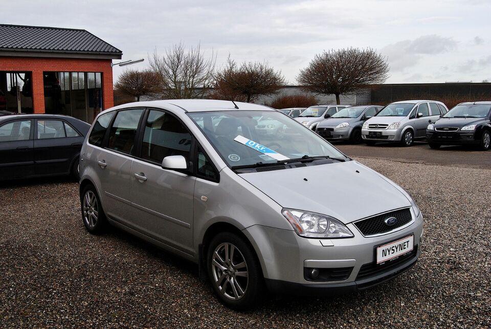 Ford Focus C-MAX 1,6 Trend Benzin modelår 2006 km 229000