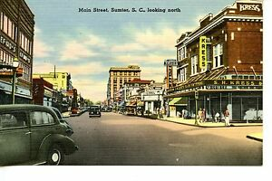 kress store. image is loading downtown-main-street-scene-kress-store-sumter-south- kress store