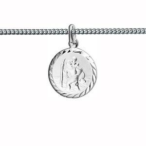 Baby Geburt Taufe Premium Anhänger mit Gravur Name und Datum Silber 925 /& Kette