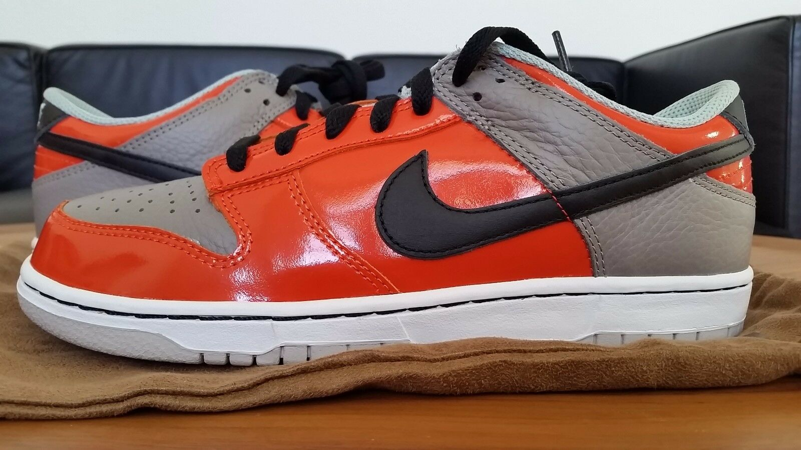 DS 2018 Nike Dunk Low ID SF Giants BAPE 9 Great discount