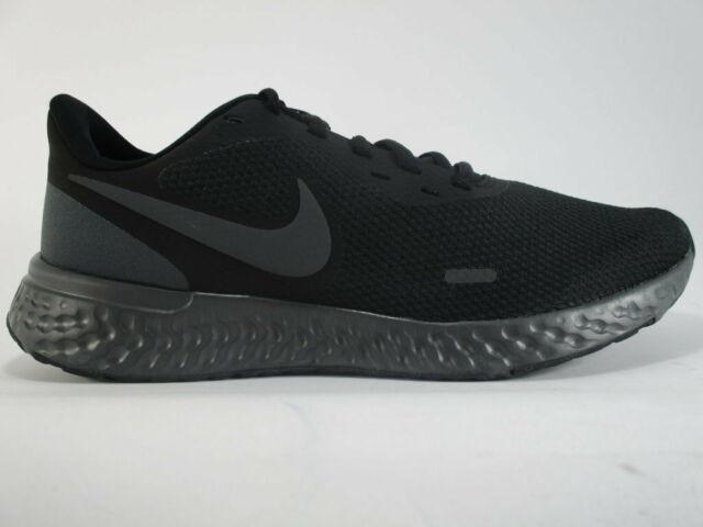 Nike Revolution 5 Scarpa da Corsa Uomo Nero Tg 43